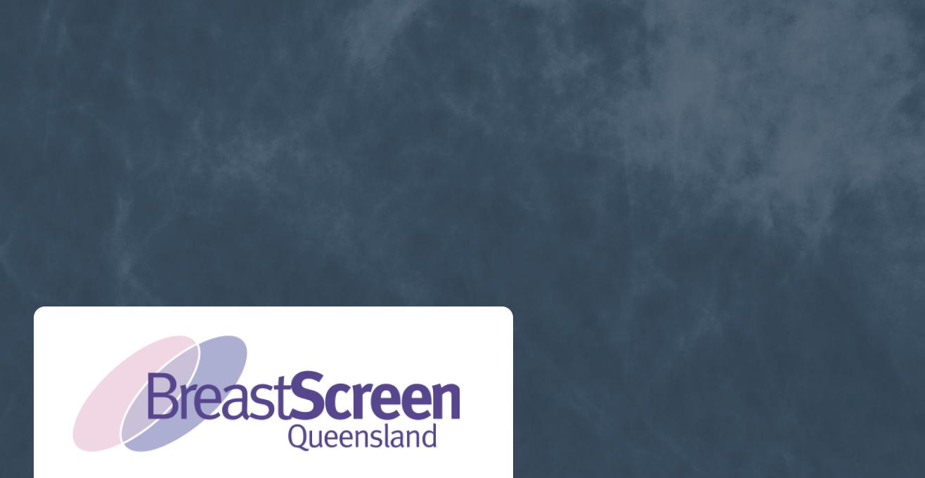 Breast Screen Queensland Australia